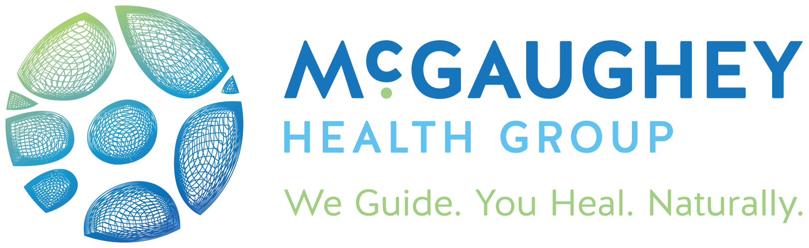 McGaughey Chiropractic Naturopathic Doctor logo footer